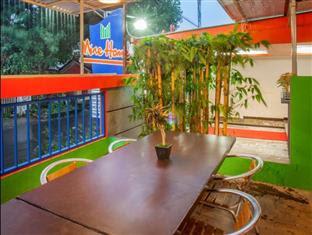 Restoran Hotel Mine Home Kebon Kawung Bandung