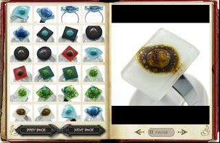 Diaporama : Bijoux fantaisie en verre Amarre de bijoux : bagues de petite taille