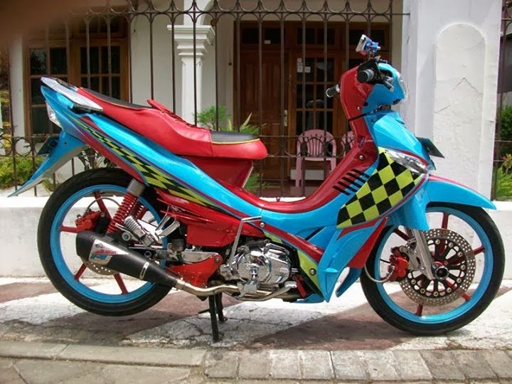 foto modifikasi jupiter z 2008