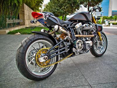 Titanium Series RR