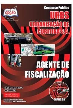 Apostila para o Concurso Público URBS - Urbanização de Curitiba S.A - inscrições 2014.