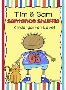 Kindergarten Level