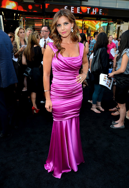 Charisma Carpenter Cleavage The Ependables Premiere In Hollywood