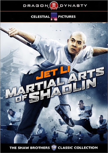 Poster Of Martial Arts of Shaolin 1986 Full Movie Download 300MB In Hindi Chinese Dual Audio 480P ESubs Compressed Small Size Pc Movie