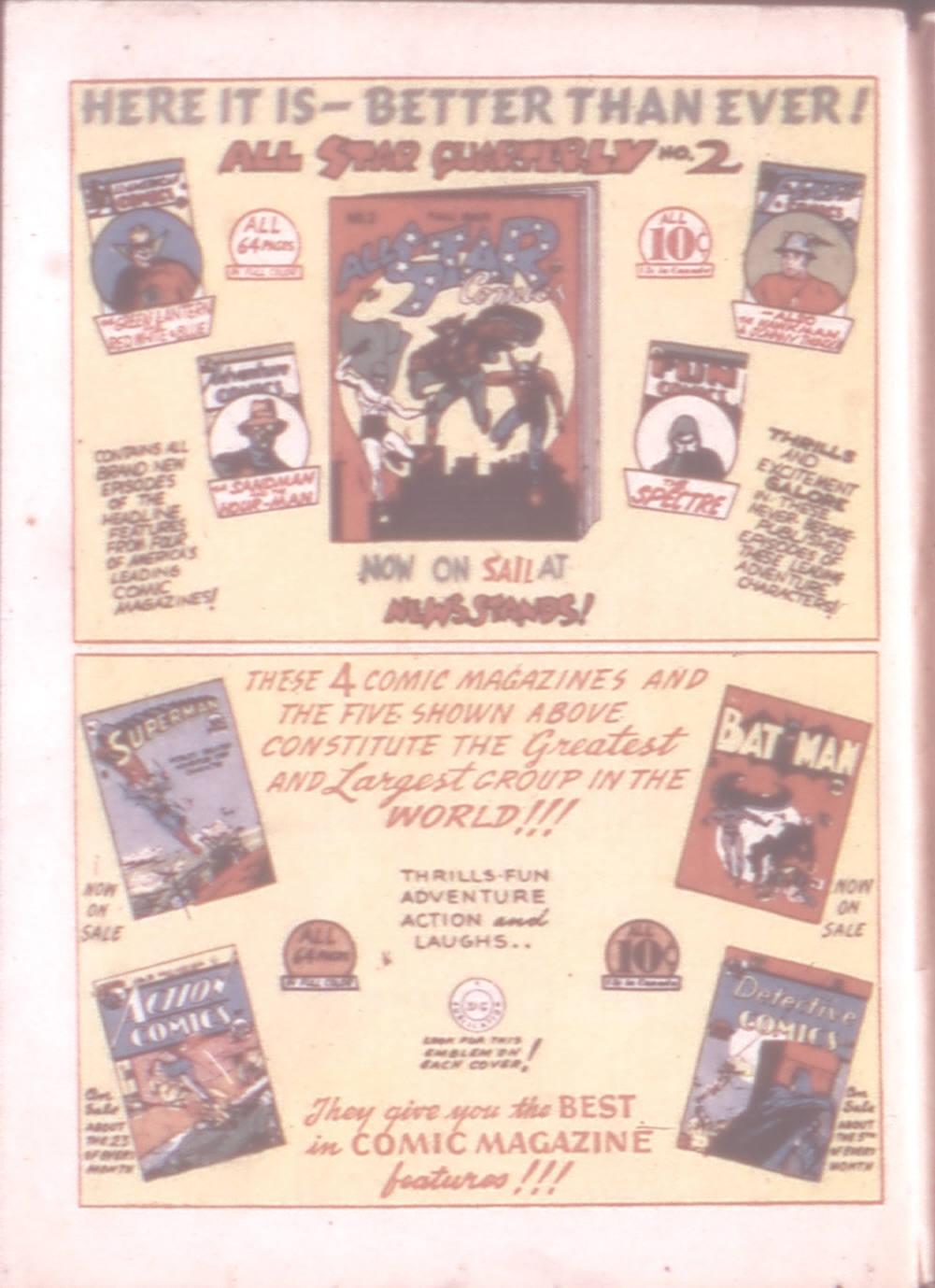 Read online All-American Comics (1939) comic -  Issue #21 - 65