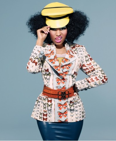 nicki minaj super bass video. Nicki Minaj#39;s video for her