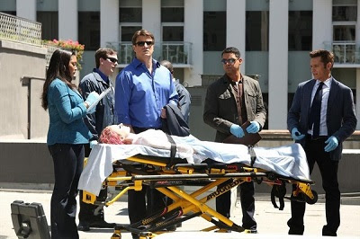 Castle S05E24. Watershed (SEASON FINALE)