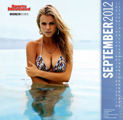2012 Sports Illustrated Calendar-6