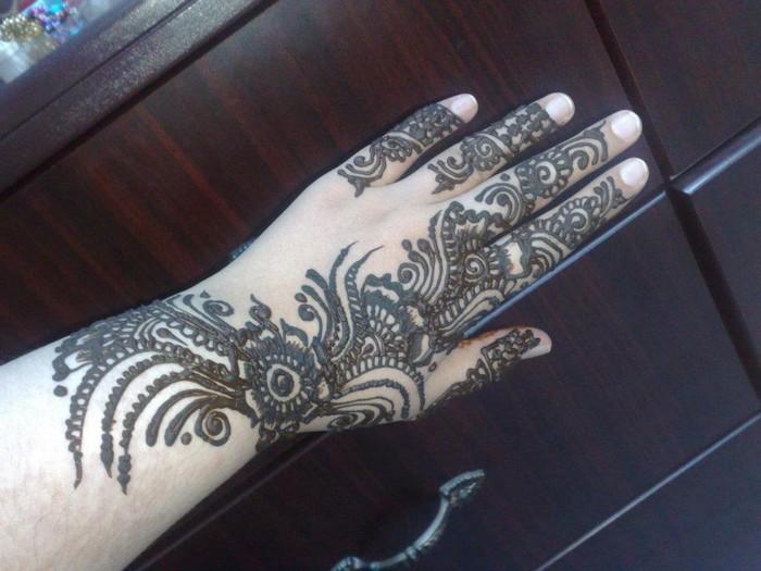 Mehndi For Girls : Mehndi design for hands : new designs college girls