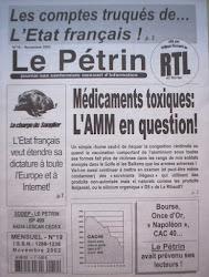 Edition de publications périodiques