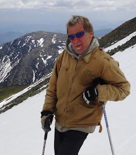 Stem technique in skiing