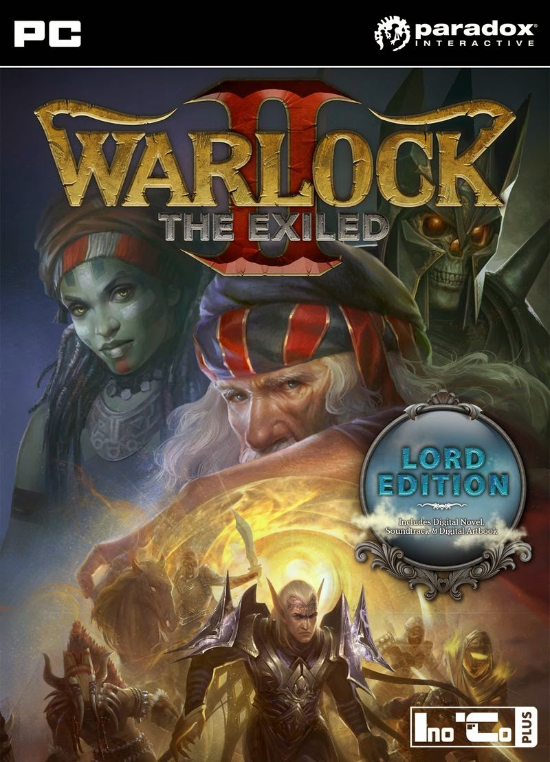 Warlock 2 the Exiled Game