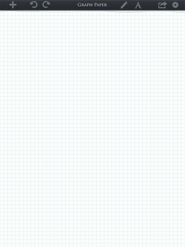 Graphing Paper App Ipad me to The Graph Paper App