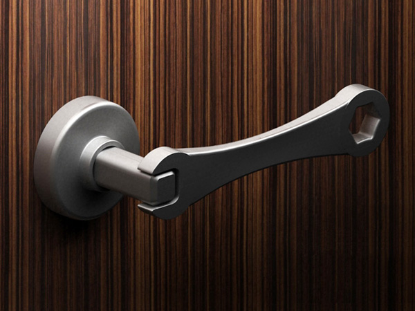 15 Creative Door Handles and Innovative Door Handles Designs - Part 2.