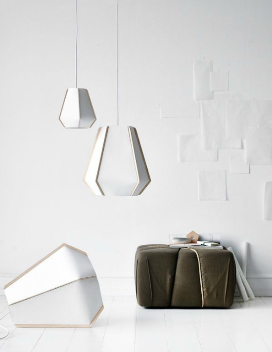 trend - design lamps for 2014