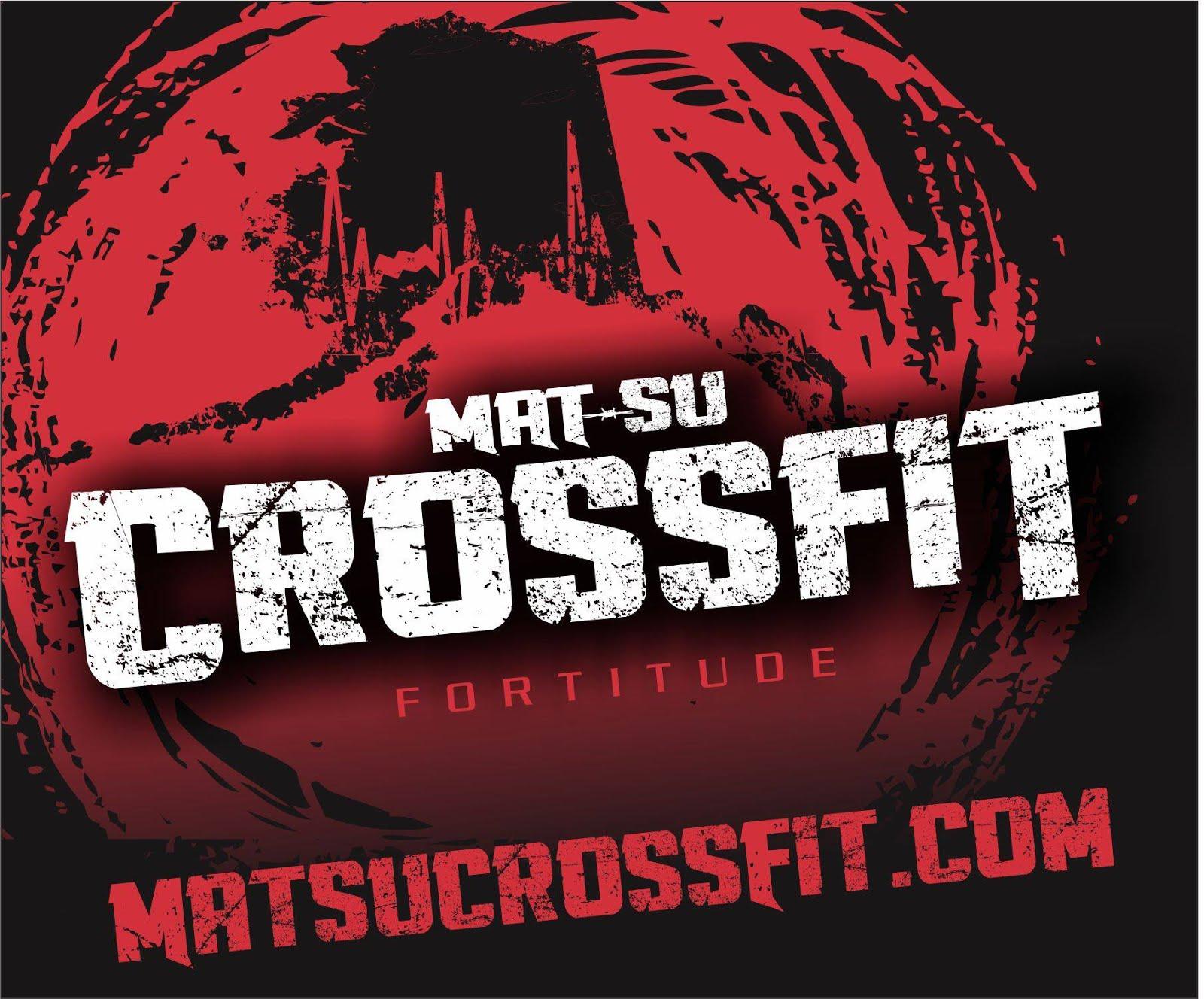 MAT-SU Crossfit!!