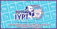 2019 Ano Internacional da Tabela Periódica