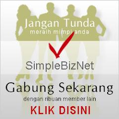 Peluang Bisnis Online Oriflame Bersama SimpleBizNet