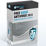 UnThreat Free Antivirus 2013 for Windows 8, 7