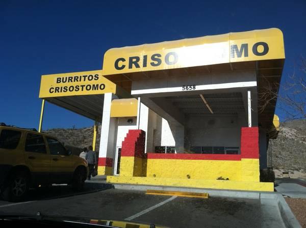 Reatview El Paso 02 20 2012 Burritos Crisostomo 5658 N