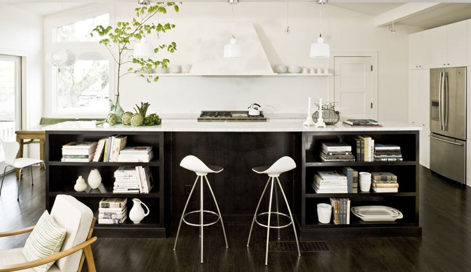 Cococozy Kitchen Week The Ups And Downs Of Open Shelving
