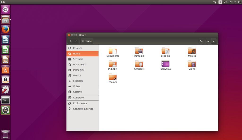 Nautilus in Ubuntu