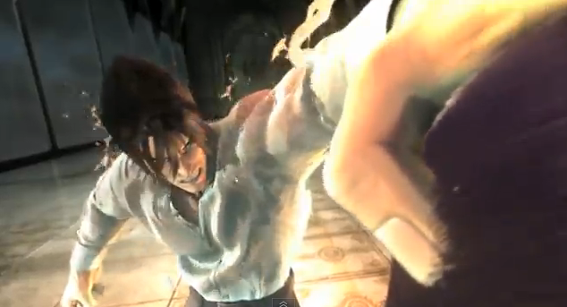 Street Fighter x Tekken 2012 Fighting game crossover fifth cinematic trailer featuring m.bison jin xioayu juri