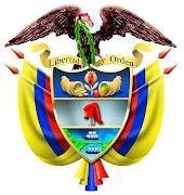 Ave Bandera Nuevo Escudo de Colombia escudo