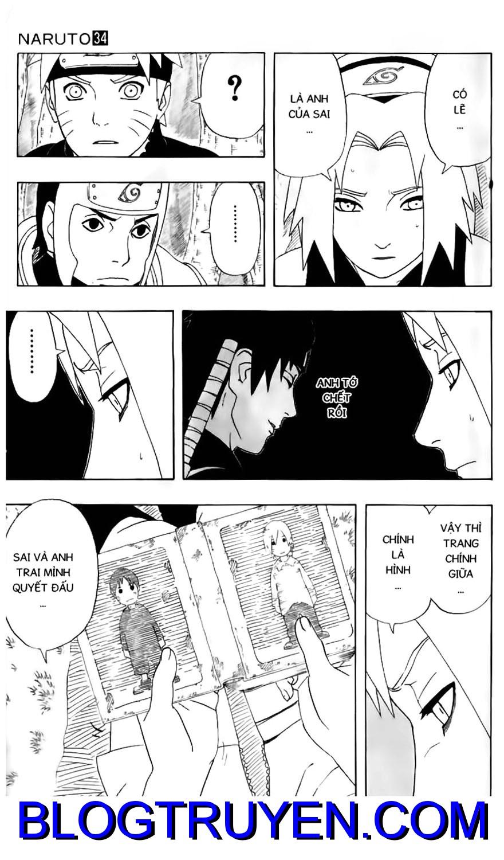 Naruto chap 300 Trang 13 - Mangak.info