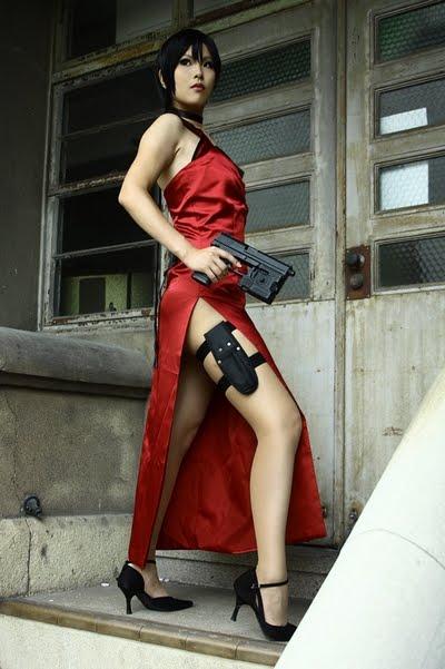 Ada Wong-ResidentEvil 4 by 0kasane0 on DeviantArt