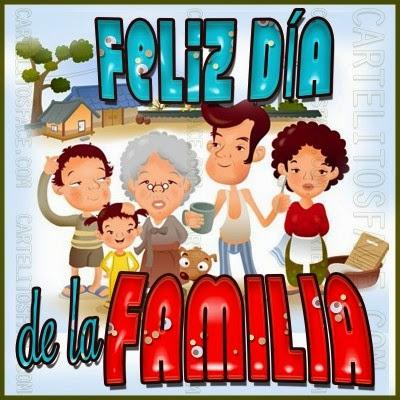 Feliz Dia de la Familia, parte 3