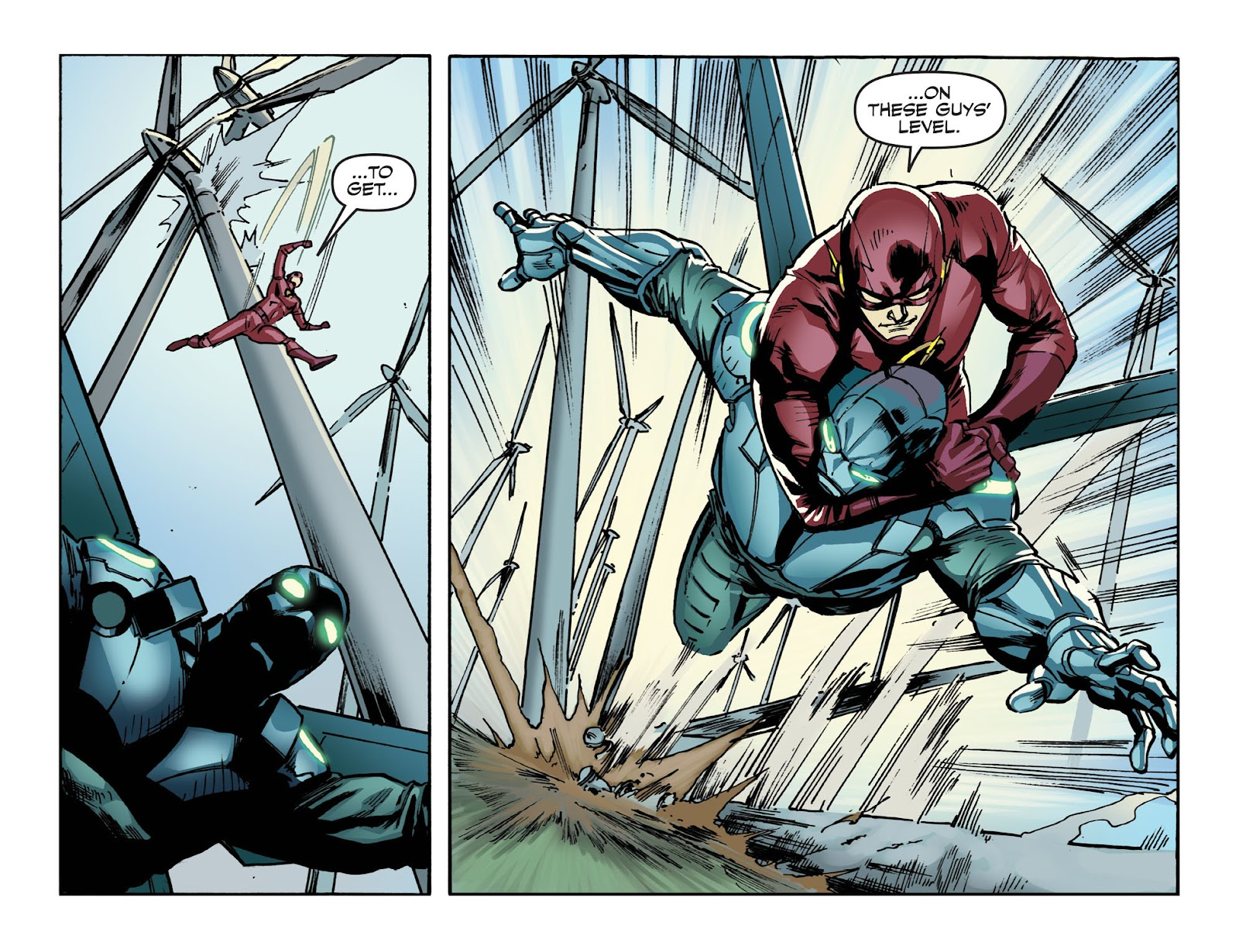 The Flash: Season Zero [I] Issue #10 #10 - English 16