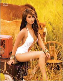 FHM Philippines 2012 Kaye Abad