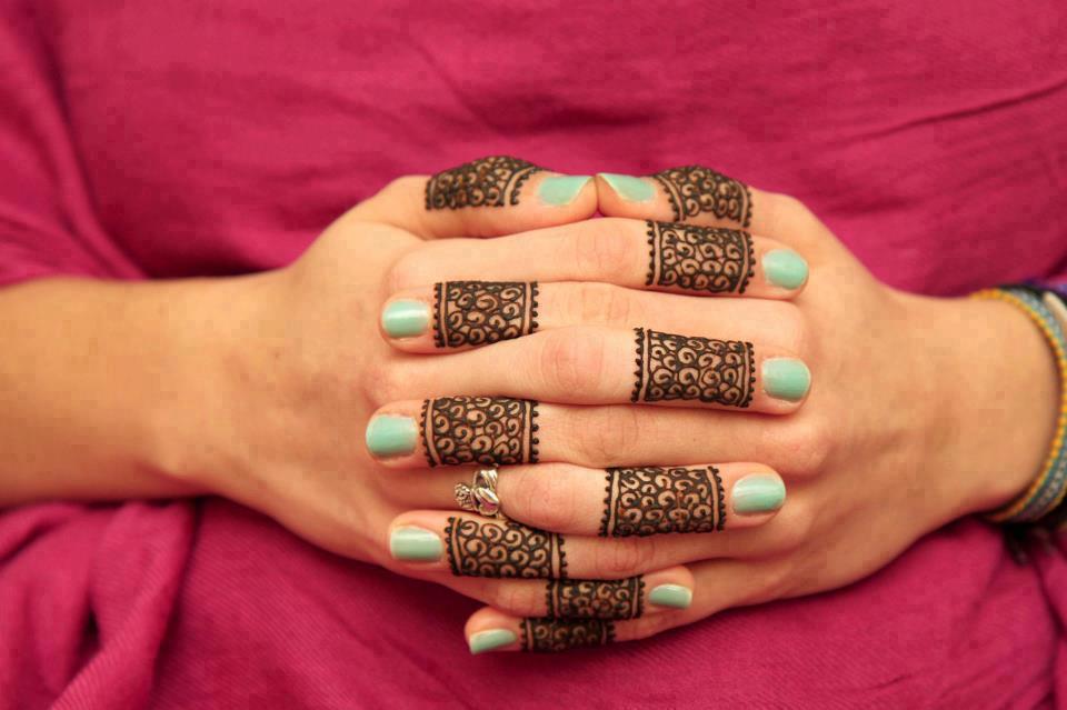 Simple Henna Designs For Kids Feet Mehndi Design Simple Kids Easy