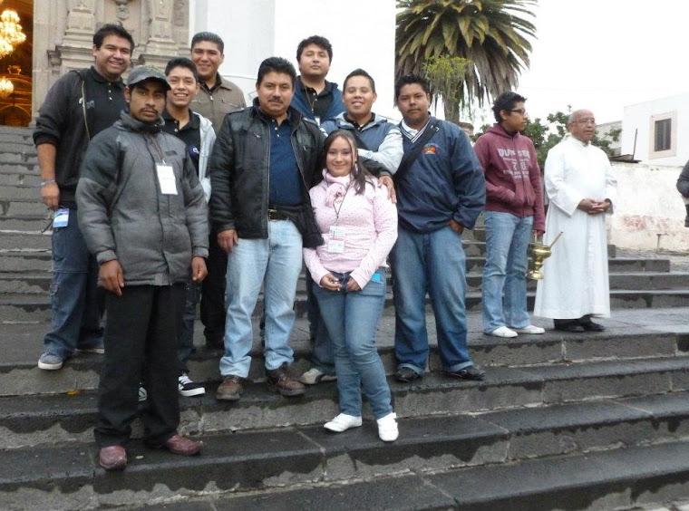 Mayordomía 2012