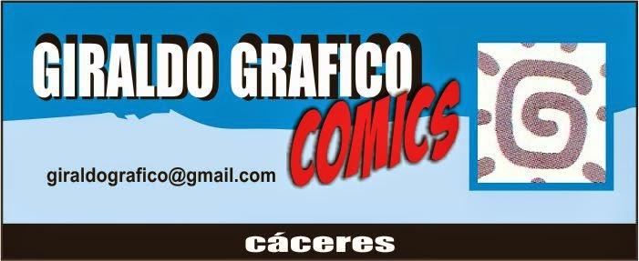 Giraldo Gráfico Comics