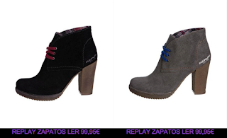 Replay+zapatos