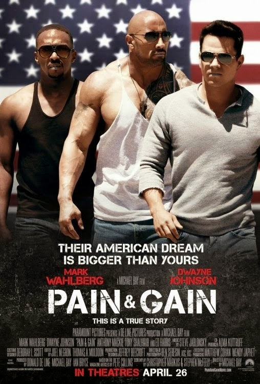 Ver Pain and Gain (Dolor y dinero) (2013) Online