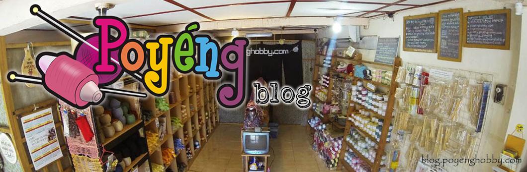 Poyeng hobby Blog