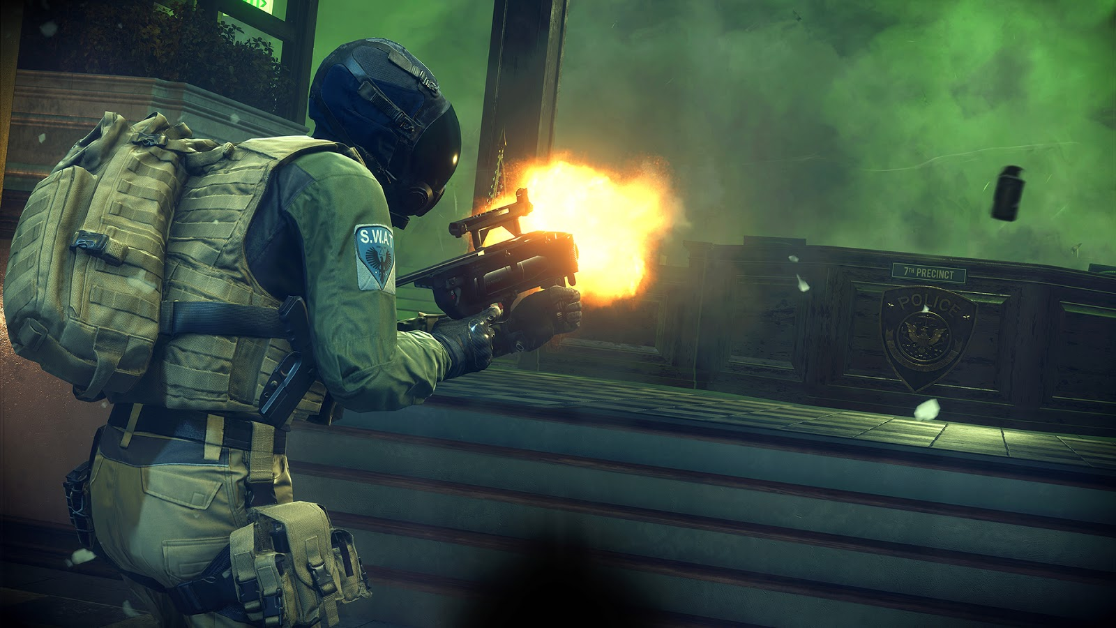 Novas armas, veículos e gadgets para Battlefield Hardline: Robbery