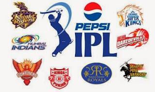 IPL Fixtures 2014, T20 IPL Pepsi Fixtures 2014,