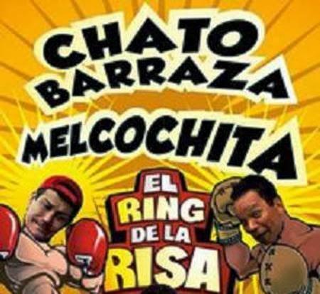 Esto es risa, Barraza vs Melcochita (07 dic)