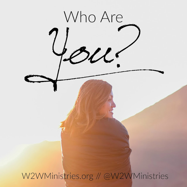 Who Are You? #identity #family