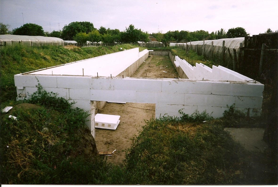 35 подземных теплиц для круглогодичного выращивания ...