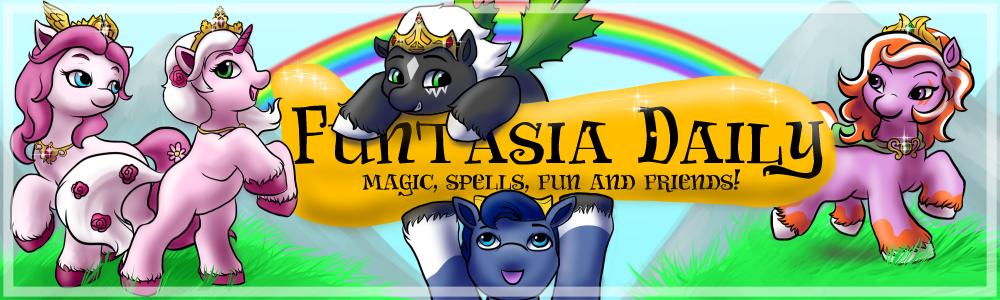 Funtasia Daily - Filly Funtasia