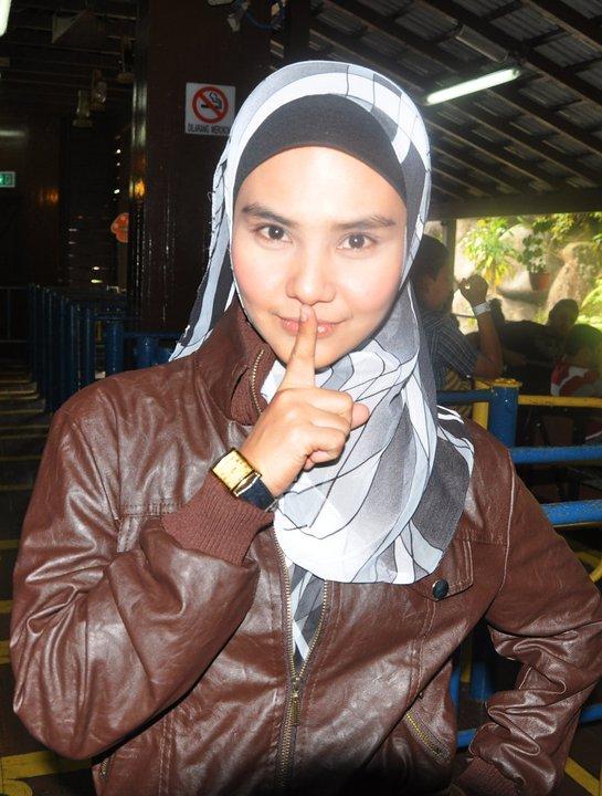 Nombor 5 : Rafidah Ibrahim ( Facebook Rafidah Ibrahim )