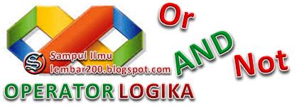 Mengenal Operator Logika Di Visual Basic