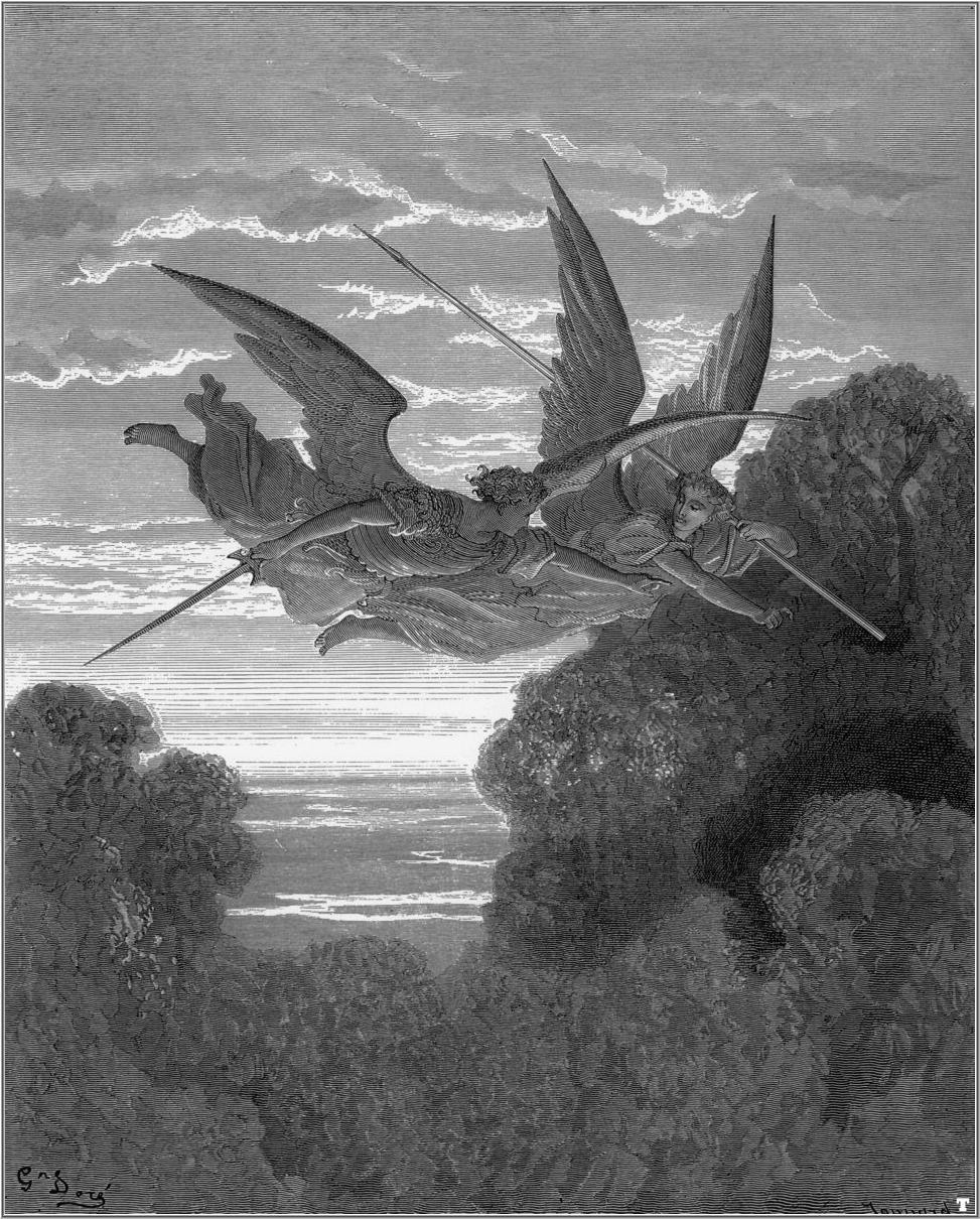 Satan Sin And Death Paradise Lost Book: Paradise Lost Vol. 2.