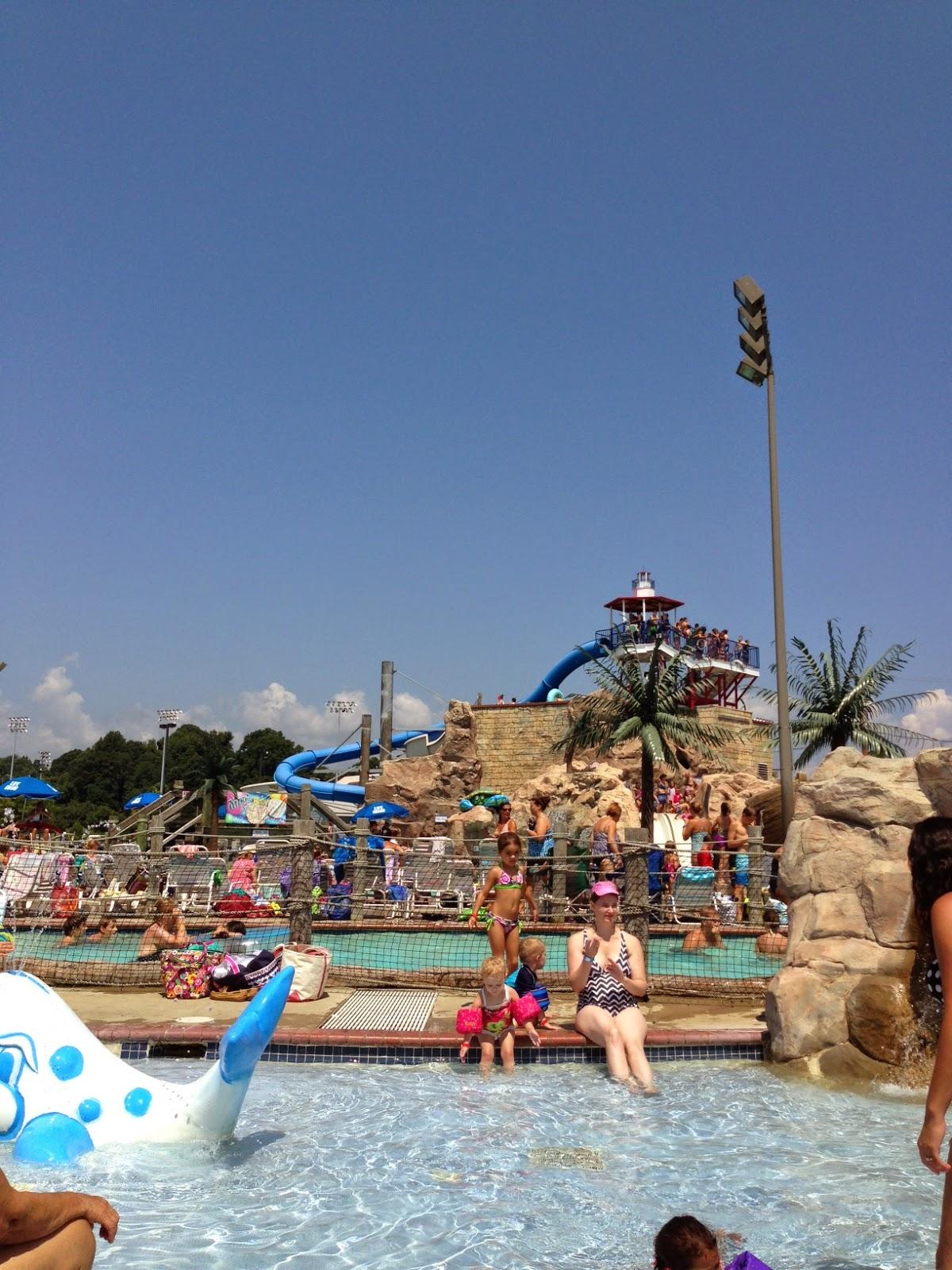 Chesapeake Beach Water Park Tickets
