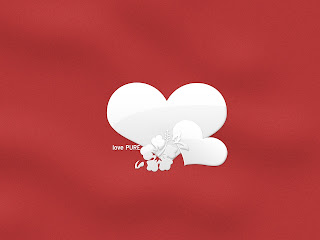 Love Pure Love Wallpaper